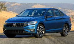 Volkswagen Jetta 2018 ใหม่ รถคอมแพ็คขายดีรุ่นล่าสุดเปิดตัวในสหรัฐฯ เริ่มเพียง 5.91 แสนบาท