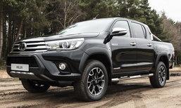 Toyota Hilux Invincible 50 Chrome 2018 ใหม่ พร้อมชุดแต่งพิเศษเปิดตัวในยุโรป
