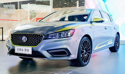 MG6 Plug-in Hybrid 2018 ใหม่ รถพลังงานไฮบริดรุ่นแรกเตรียมขายจริงที่จีน