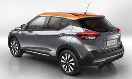 Nissan Kicks 2018 ใหม่ ครอสโอเวอร์รุ่นเล็กเปิดตัวแล้วในสหรัฐฯ