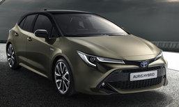Toyota Corolla 2018 เวอร์ชั่นยุโรปเผยโฉมแล้วที่เจนีวามอเตอร์โชว์