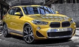 BMW X2 sDrive20i M Sport X 2018 ใหม่ เคาะราคาในไทย 2.999 ล้านบาท