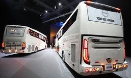 'วอลโว่บัส' เปิดตัวแชสซีรุ่นใหม่ 'Volvo B8R' อย่างเป็นทางการในประเทศไทย