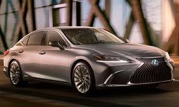 Lexus ES 2018 ใหม่ เผยทีเซอร์จริงก่อนเปิดตัวอย่างเป็นทางการ