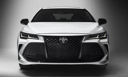 Toyota Avalon 2018 ใหม่ ซีดานหรูรุ่นใหญ่เริ่มวางจำหน่ายแล้วในอเมริกา