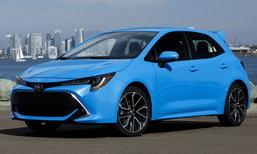 Toyota Corolla Hatchback 2018 ใหม่ เผยสเป็คเวอร์ชั่นอเมริกาแล้ว