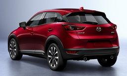 Mazda CX-3 2018 ไมเนอร์เชนจ์ใหม่เตรียมขายจริงในสหรัฐฯ เริ่ม 6.46 แสนบาท
