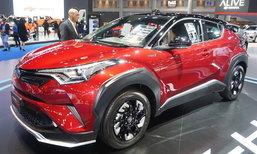 Toyota C-HR 2018 ชุดแต่ง TRD Sportivo 2018 ใหม่ เคาะทั้งเซ็ต 75,900 บาท
