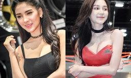 คัดเน้นๆ! รวมสาวเซ็กซี่ส่งตรงจากงาน Bangkok Auto Salon 2018