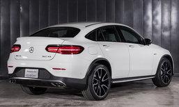 Mercedes-AMG GLC 43 4MATIC Coupé 2018 รุ่นประกอบในประเทศ หั่นราคาเหลือ 4.69 ล้านบาท