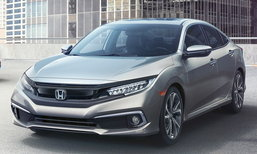 Honda Civic 2019 ไมเนอร์เชนจ์ใหม่เผยโฉมแล้วในสหรัฐฯ