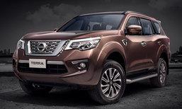 Nissan Terra 2018 ใหม่ เคาะเริ่ม 1.07 ล้านบาทที่อินโดนีเซีย
