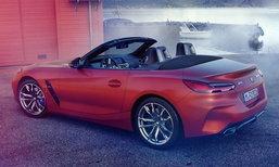 BMW Z4 M40i 2018 ใหม่ เผยโฉมจริงอย่างเป็นทางการแล้ว