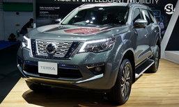 สวยเข้ม! Nissan Terra 2018 สีเทา Twilight Gray ที่งาน BIG Motor Sale