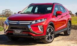 Mitsubishi Eclipse Cross 2018 เพิ่มรุ่นย่อยที่ออสเตรเลีย หั่นราคาเหลือ 7 แสนบาท