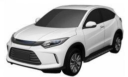 หลุด Honda HR-V 2019 เวอร์ชั่นไฟฟ้า (EV) จ่อเปิดตัวในจีน