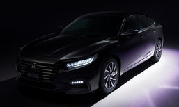 Honda Insight 2019 ไมเนอร์เชนจ์ใหม่ เตรียมเปิดตัวที่ญี่ปุ่นปลายปีนี้