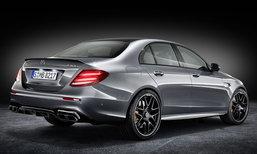 Mercedes-AMG E63 S 4MATIC+ 2019 ใหม่ เตรียมเปิดตัวในไทย 16 ตุลาคมนี้
