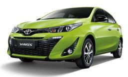 Toyota Yaris 2018 เพิ่มรุ่นย่อย G+ ใหม่ ใส่อ็อพชั่นคุ้ม ราคา 639,000 บาท