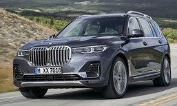 BMW X7 2019 ใหม่ เอสยูวีหรูรุ่นใหญ่เผยโฉมอย่างเป็นทางการแล้ว