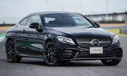 Mercedes-Benz C200 Coupé AMG 2019 โฉมเฟซลิฟท์ใหม่ เคาะราคา 3.45 ล้านบาท