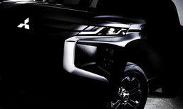 ทีเซอร์ Mitsubishi Triton 2019 ไมเนอร์เชนจ์ใหม่มาแล้ว ปรับหน้าใหม่หมดจด