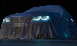 BMW 3-Series 2019 (G20) มีภาพทีเซอร์ปรากฏบนโลกออนไลน์ก่อนเปิดตัวที่ปารีส