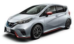 Nissan Note e-Power NISMO S 2018 ใหม่ พร้อมขุมพลัง 134 แรงม้าเปิดตัวในญี่ปุ่น