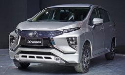 Mitsubishi Xpander 2018 ประกาศยอดจองทะลุ 5,000 คันนับตั้งแต่เปิดตัว