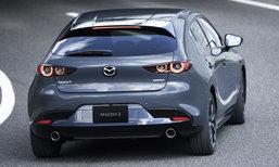 Mazda3 2019 ใหม่ เผยโฉมครั้งแรกในโลกที่งาน LA Auto Show
