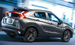 Mitsubishi Eclipse Cross Black Edition 2019 รุ่นพิเศษใหม่เปิดตัวที่ญี่ปุ่น