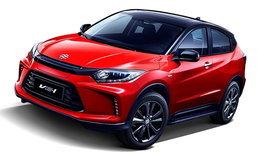 Honda VE-1 2019 ใหม่ HR-V เวอร์ชั่นไฟฟ้าสำหรับตลาดจีนโดยเฉพาะ