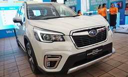 Subaru Forester 2019 ใหม่ เตรียมเปิดตัวครั้งแรกในไทยที่งานมอเตอร์เอ็กซ์โป