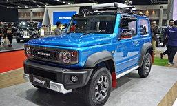 ขายหมดเกลี้ยง! Suzuki Jimny 2019 ใหม่ ล็อตแรกกว่า 36 คัน ถูกจองหมดแล้ว
