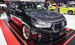 Toyota Hilux Revo Z Edition Black Mamba 2019 ใหม่ รุ่นพิเศษเอาใจสายซิ่งโดยเฉพาะ