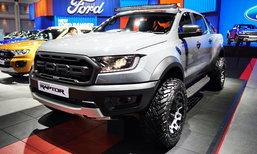 Ford Ranger Raptor 2019 พร้อมชุดแต่ง Hamer เผยโฉมที่งานมอเตอร์โชว์