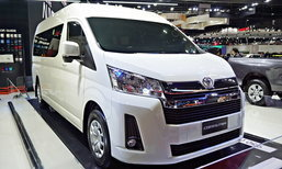 All-new Toyota Commuter 2019 ใหม่ ขวัญใจสิงห์รถตู้รุ่นล่าสุดเผยโฉมแล้ว