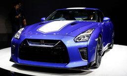 บูธรถ Nissan ในงาน Motor Expo 2019