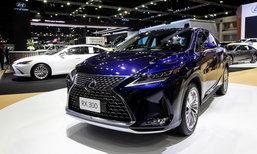 Motor Expo 2019: New Lexus RX300 สุนทรียภาพหลังพวงมาลัย เริ่ม 4.23 ล้าน