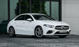 ราคารถใหม่ Mercedes-Benz ในตลาดรถประจำเดือนธันวาคม 2563