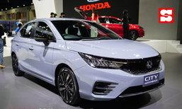 ภาพบูธ Honda ในงาน Motor Expo 2020