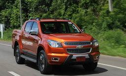 รีวิว Chevrolet Colorado High Country ใหม่ เติมเต็มความหรูหราระดับไฮเอนด์