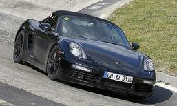 Porsche Boxster 2016 ใหม่ จะมาพร้อมเครื่องยนต์เล็กสี่สูบ!?