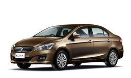 Suzuki Ciaz เตรียมเทียบชั้น Honda City ลุยตลาดกลางปีนี้