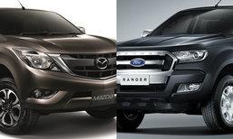Ford Ranger / Mazda BT-50 PRO ไมเนอร์เชนจ์ใหม่ มีอะไรเพิ่มขึ้นบ้าง?