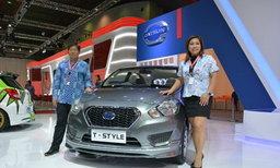 Nissan X-Trail และ Datsun Go รุ่นพิเศษเปิดตัวที่อินโดนีเซียมอเตอร์โชว์ 2015