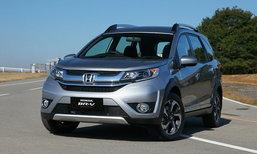 Honda BR-V เผยสเป็คไทยพร้อมเครื่องยนต์ 1.5 ลิตร เตรียมลุยตลาดเร็วๆนี้