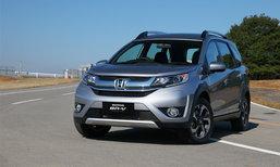 ใหม่ Honda BR-V รถ SUV ขนาดกะทัดรัด กับ 5 เหตุผลที่คุณจะต้องเลือก