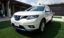 Nissan X-Trail Hybrid เปิดตัวแล้วในไทย มีให้เลือก 3 รุ่นย่อย เคาะเริ่ม 1.249 ล้านบาท
