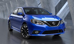 Nissan Sylphy 2016 ไมเนอร์เชนจ์ใหม่เผยโฉมที่สหรัฐฯ หน้าตาหล่อเหลาขึ้นเยอะ
